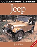 Jeep (Collector's Library) by Jim Allen (2004-12-11)