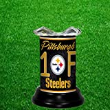 PITTSBURGH STEELERS TART WARMER - FRAGRANCE LAMP - BY TAGZ SPORTS