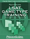 PowerScore's LSAT Logic Games: Game Type Training (Volume 1) (Powerscore Test Preparation) by David M. Killoran(May 17, 2010) Paperback