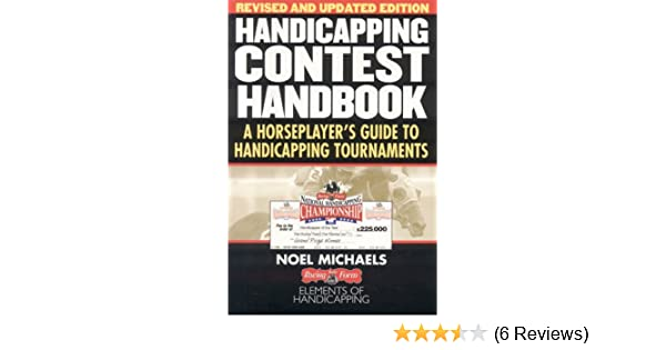 Handicapping Contest Handbook, Revised and Updated: A