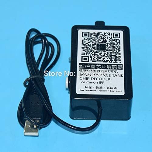 Printer Spare Parts Mc-05 Waste Ink Tank Chip Resetter Use for Can0n Ipf5000 Ipf5100 Ipf510 Ipf500 Mc05 Mc 05 Wide Inkjet Printers Maintenance Tank