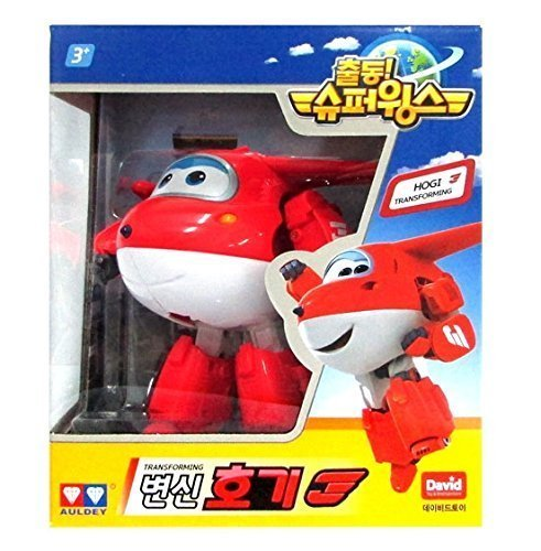 Hogi – Auldey Super Wings Transforming planes series animation Ship from Korea, Model: , Toys & Play by Kids & Play