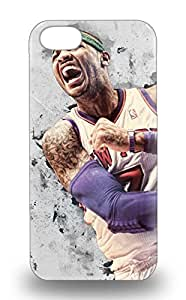 Awesome Iphone Defender Tpu Hard Case Cover For Iphone 5/5s NBA New York Knickerbockers Carmelo Anthony #7 ( Custom Picture iPhone 6, iPhone 6 PLUS, iPhone 5, iPhone 5S, iPhone 5C, iPhone 4, iPhone 4S,Galaxy S6,Galaxy S5,Galaxy S4,Galaxy S3,Note 3,iPad Mini-Mini 2,iPad Air ) 3D PC Soft Case