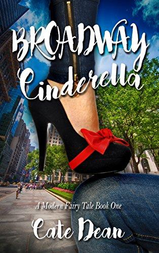 book cover of Broadway Cinderella