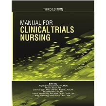 Manual For Clinical Trials Nursing