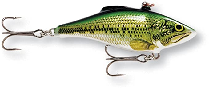 Best Fishing Lure : Rapala Rattlin 05 Fishing Lures