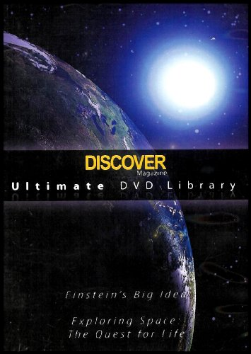 Einstein's Big Idea / Exploring Space: The Quest for Life (Discover Magazine's Ultimate Library Series)