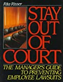 Stay Out of Court, Rita Risser, 0138455619