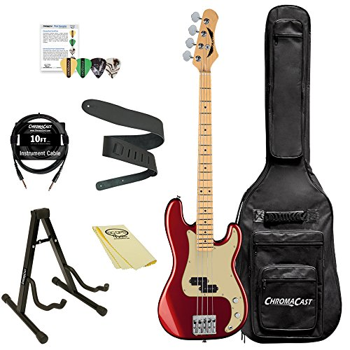 Dean Guitars PARAMOUNT M MRD-KIT-1 4-String Bass Guitar Pack by Dean Guitars