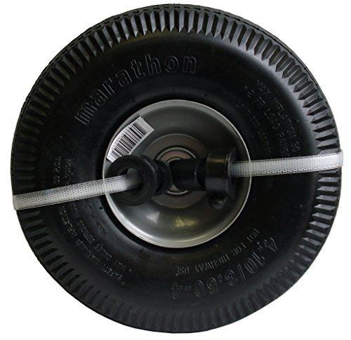 marathon-universal-fit-pneumatic-air-filled-hand-truckall-purpose-utility-tire-on-wheel-with-adapter-kit-included