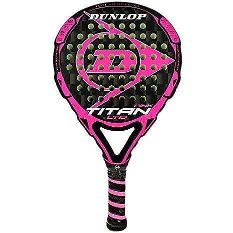 DUNLOP Titan LTD Pink: Amazon.es: Deportes y aire libre
