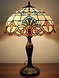 Classic Floyd 12inch Tiffany Table Lamp