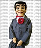 ThrowThings.com Slappy from Goosebumps Super Deluxe Upgrade Ventriloquist Dummy