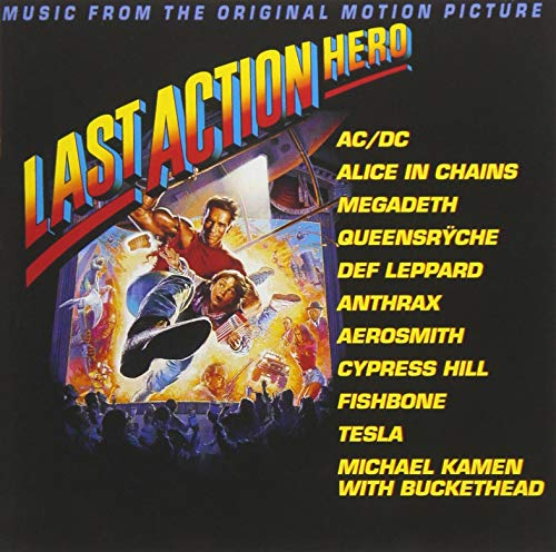 Last Action Hero / O.S.T.