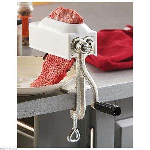 Commercial Meat Tenderizer Cuber Heavy Duty Steak Flatten Hobart Kitchen Tool (Kitchen Aid Meat Cuber)