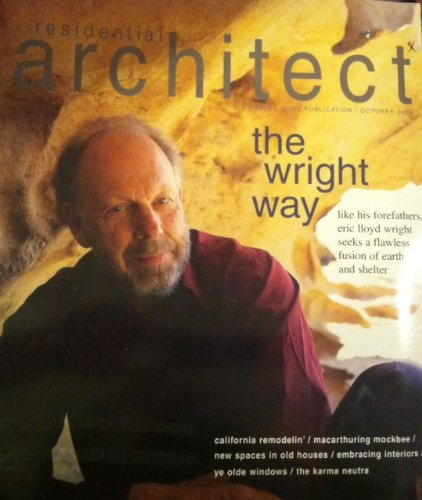 Residential Architect a Hanley Wood Publication October 2000 ()