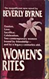 Women's Rites, Beverly Byrne, 0449129039