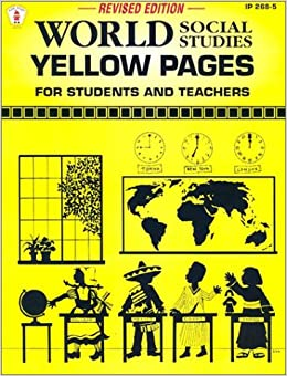 Book World Social Studies Yellow Pages: For Students and Teachers