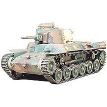 Tamiya Models Japanese Type 97 Med Tank 1/35 Military Land Vehicle Model Building Kits