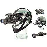 Night Optics USA AN-PVS-7-3AG Generation 3 US Grade Auto Gated Pinicle Military Issue Night Vision Goggles