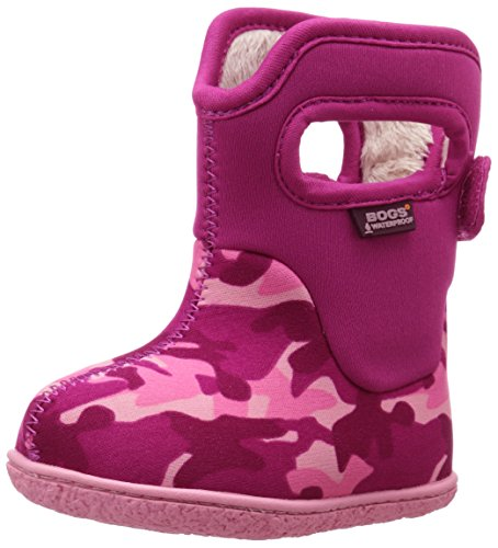 Baby-Kids-Bogs-Classic-Camo-Waterproof-Insulated-Rain-Boot-Toddler