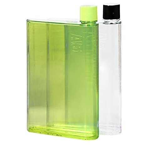 b8eb7d0585 Buy RB Mall A5 Memo Notebook Portable Water Bottle 420 ml for Office and  School use Random Color (Set of 2) Online at Low Prices in India - Amazon.in