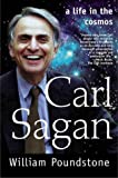 Front cover for the book Carl Sagan: A Life in the Cosmos by William Poundstone