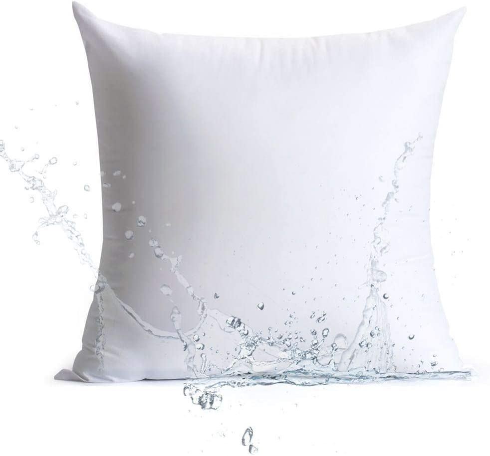 Amazon.com: Calibrate Timing 26 x 26 Pillow Inserts Outdoor, Water