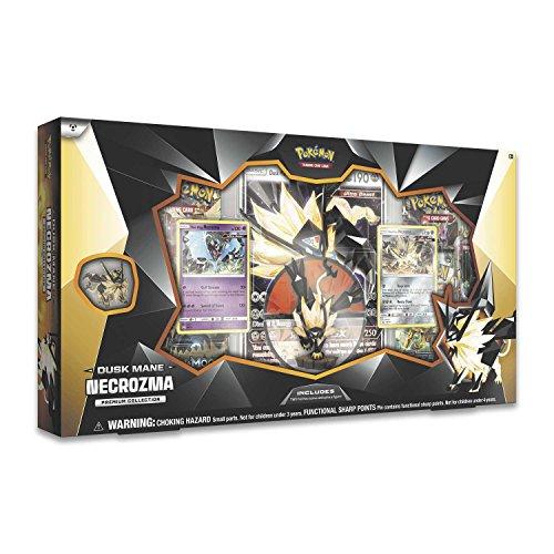 - Pokemon TCG: Dusk Mane Necrozma Premium Collection