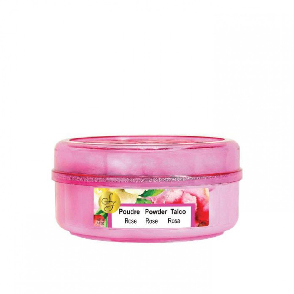 Spring Fresh Rose Dusting Powder One Color One Size