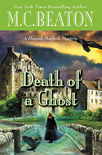 Death of a Ghost (A Hamish Macbeth Mystery)