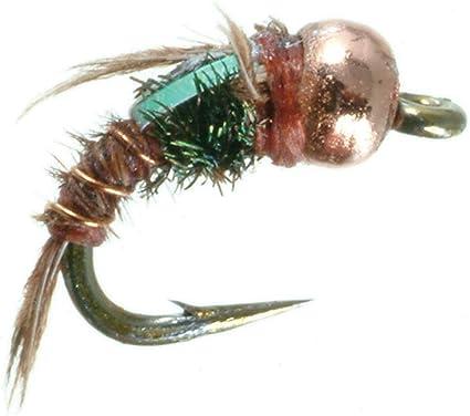 Umpqua Rainbow Warrior Silver Flies