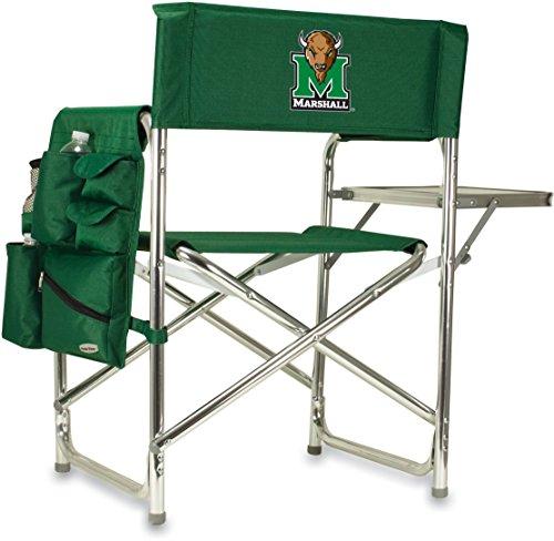 NCAA Marshall Thundering Herd Sports Folding Chair (Marshall Thundering Herd Bottle)