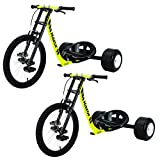 Best Drift Trikes - Razor DXT Adult Downhill Steel Big-Wheel Drift Trike Review