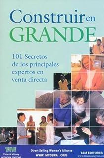 Construir En Grande (Spanish Edition)