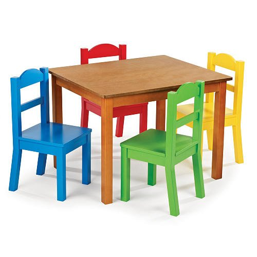 Tot Tutors Table Chair Set