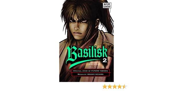 Basilisk 2: The Kouga Ninja Scrolls: Masaki Segawa, Futaro ...