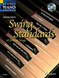 Piano Lounge Collection Swing Standards + Cd