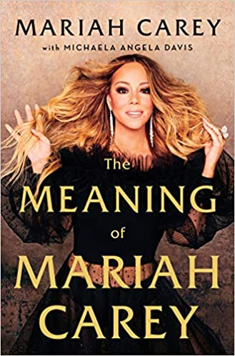 Book's Cover of The Meaning of Mariah Carey (Anglais) Relié – 29 septembre 2020