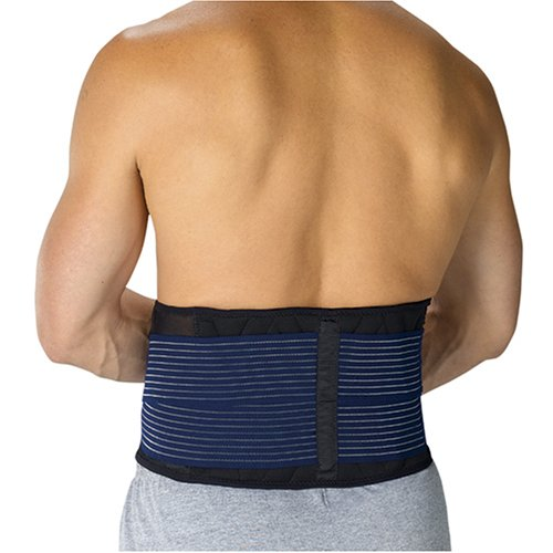 HoMedics MW-BHC1 TheraP Hot/Cold Therapy Back Wrap with the Power of Magnets, Small/Medium by Homedics