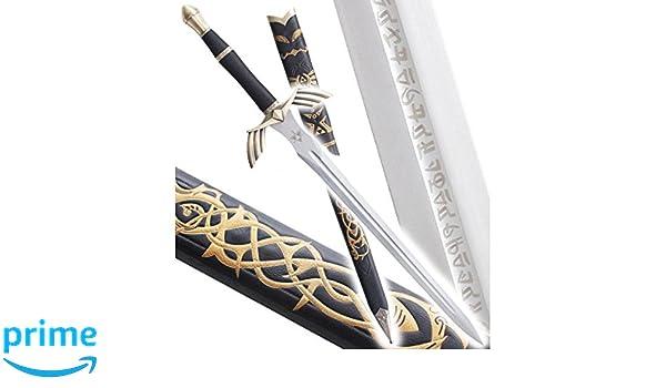 Amazon.com : OTAKU NINJA HERO Zelda - Black Mastersword of ...