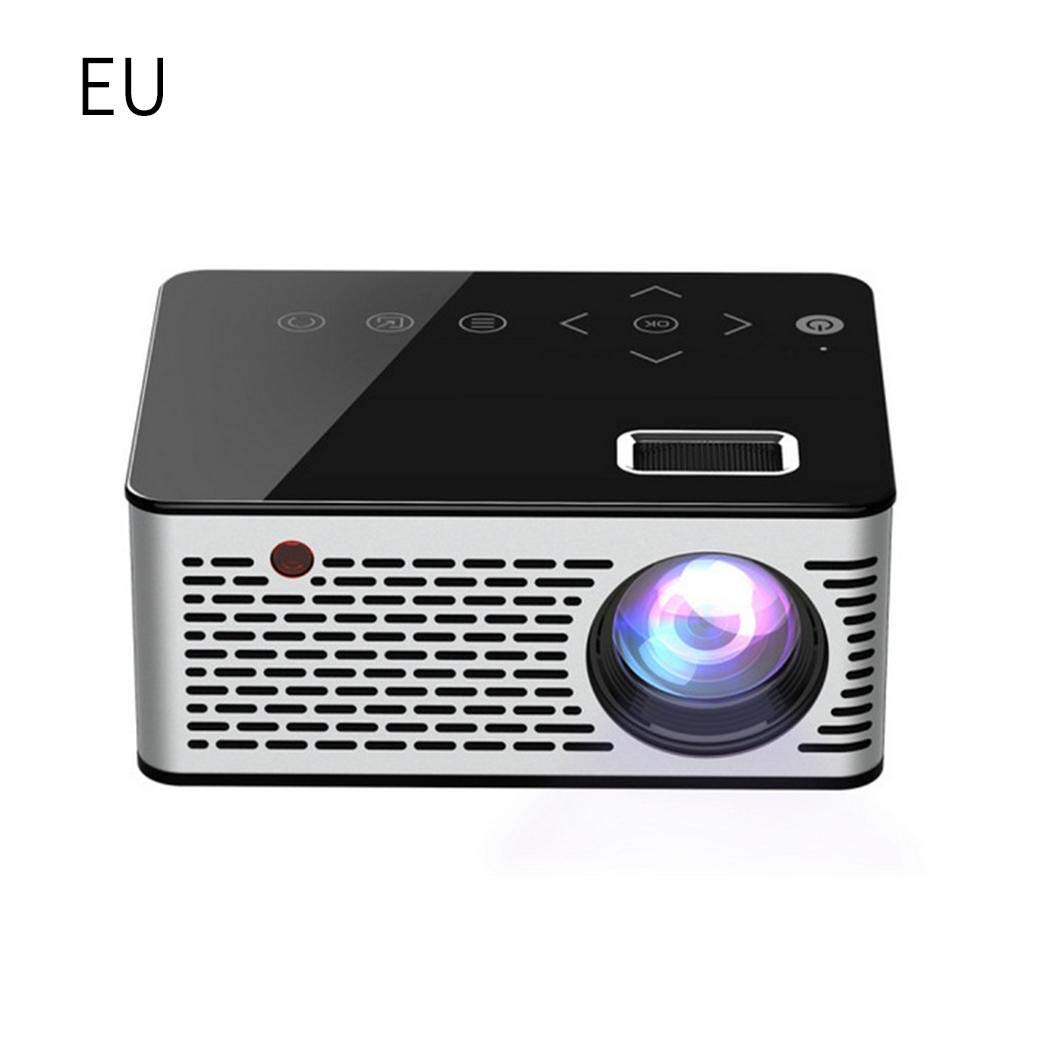 kaimus Mini proyector portátil de Uso doméstico de Uso múltiple de ...