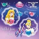 Wish Upon a Star (Disney Princess) (Glow-in-the-Dark Pictureback)