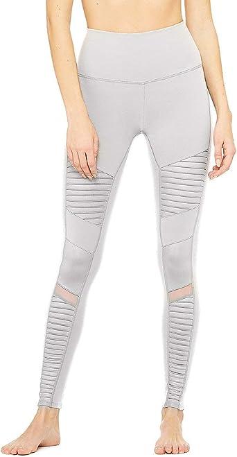 Size XXSmall and XSmall Alo High-Waist Moto Yoga Pants