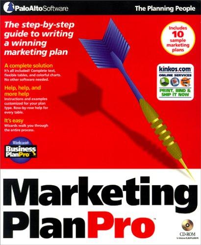 Marketing Plan Pro 4.0