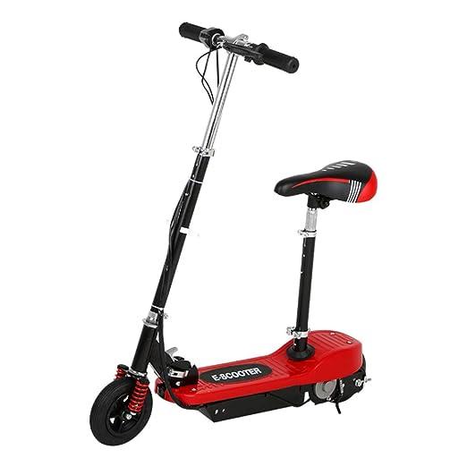 Scooter eléctrico Plegable para Adultos, para niños de 10 ...