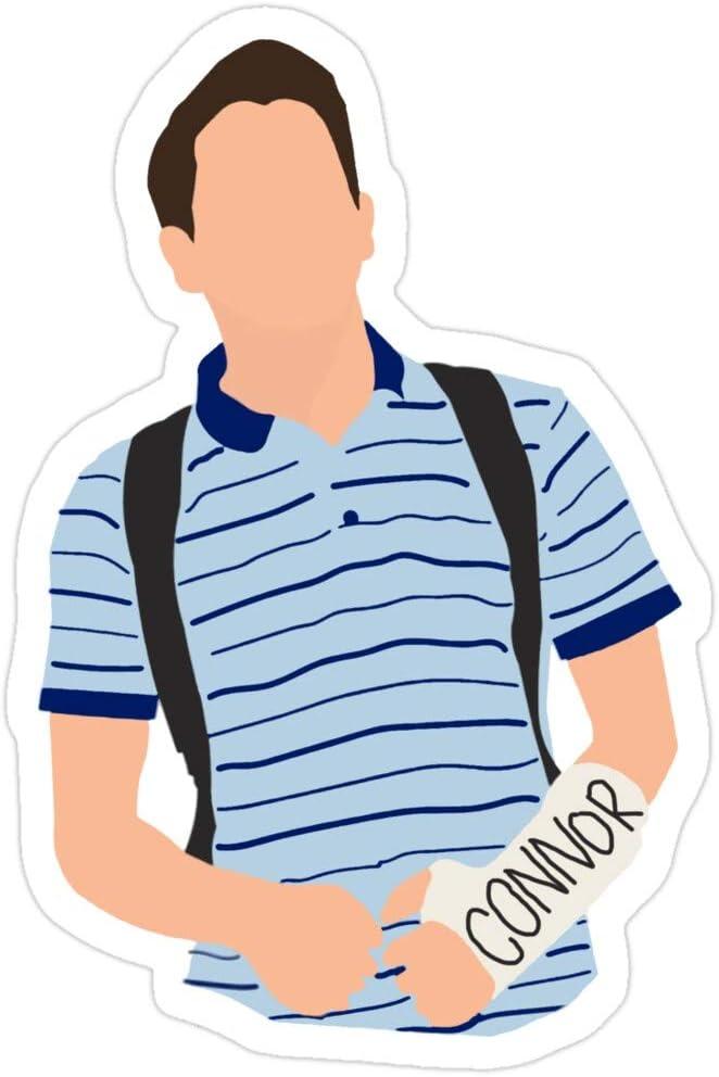 Vijk kor Dear Evan Hansen Stickers (3 Pcs/Pack)