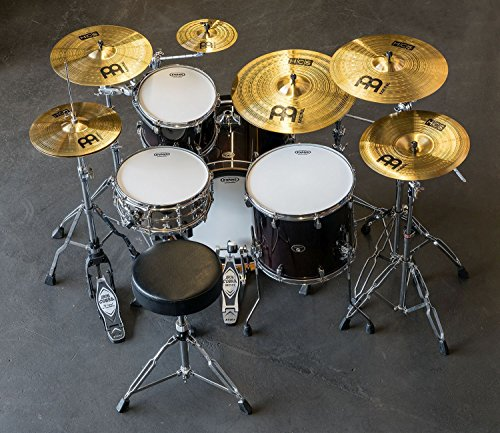 meinl cymbals super set box pack with 14 hihats 20 ride 16 crash 18 crash 16 china and. Black Bedroom Furniture Sets. Home Design Ideas