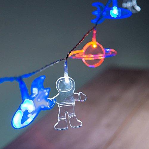 Novelty Toys Light Children's Room LED String Lights Wall Window