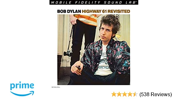 Bob Dylan Highway 61 Revisited Amazon Music